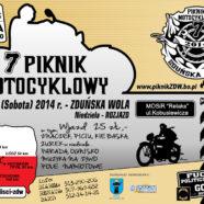7 Piknik Motocyklowy w Zduńskiej Woli 2014
