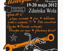 5 Piknik motocyklowy w Zduńskiej Woli 2012