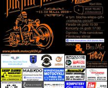 12 Piknik Motocyklowy w Zduńskiej Woli 2019